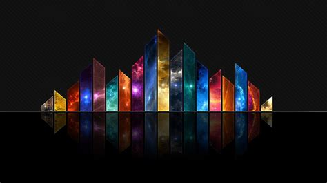 colorful crystal wallpaper cool backgrounds colors wallpaper cave