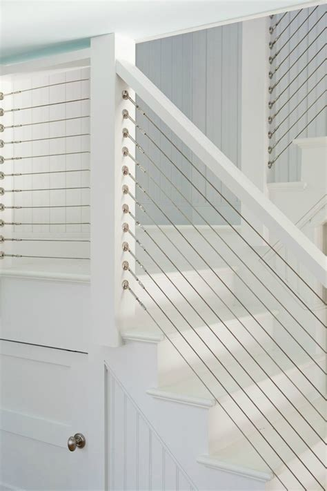 wire banister 47 stair railing ideas decoholic