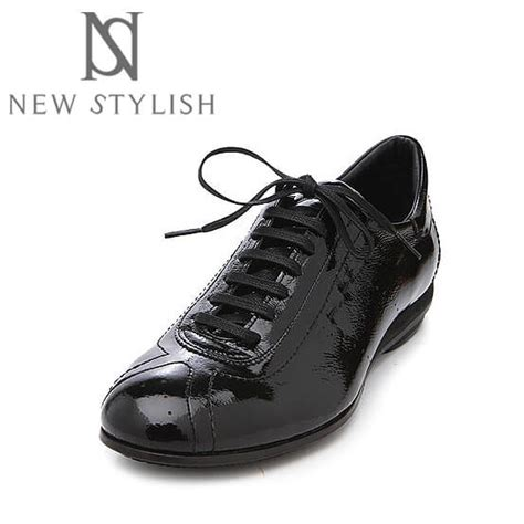 Flat Shoes Nf01 Sintetis Glossy shoes metallic glossy leather flat sneakers shoes 194 for only 155 00