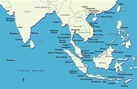 ports de croisiere asie