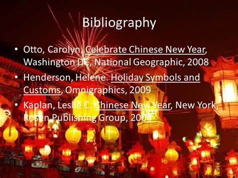 national geographic new year new year lantern festival ppt
