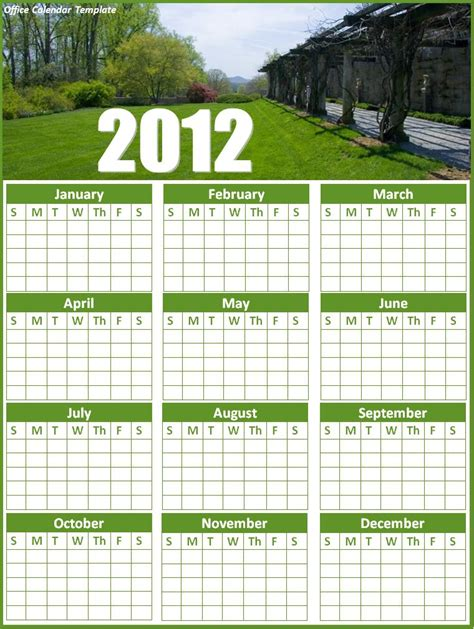 office calendar templates office calendar template calendar template 2016
