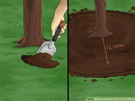 how to create a flower bed 16 best images about landscaping ornamental trees on pinterest trees small yards