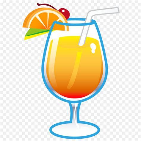 drink svg cocktail juice drink emoji clip art tropical drinks