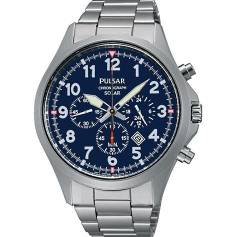 buy pulsar px5001x1 s solar sport chronograph
