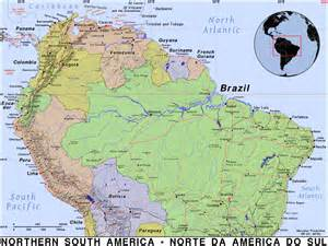 map of northern south america northern south america 183 domain maps by pat the