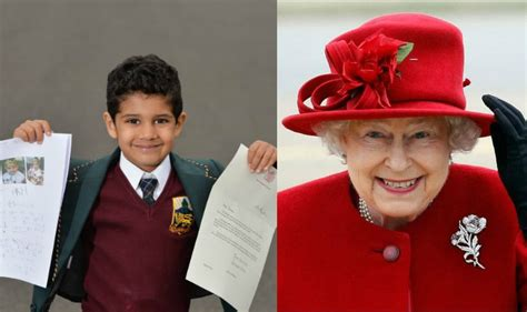 queen elizabeth biography in hindi indian origin 4 year old invites real life superhero