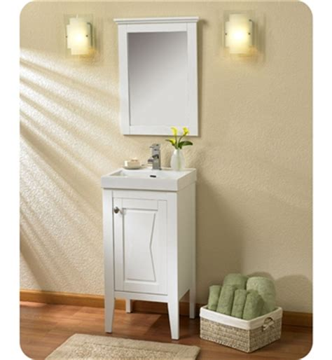 18 bathroom vanity combo fairmont designs 102 v18 bowtie 18 quot modern bathroom vanity