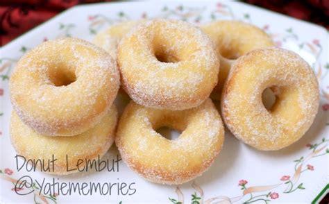 Cara Membuat Donat Malaysia | sinar kehidupanku donut lembut