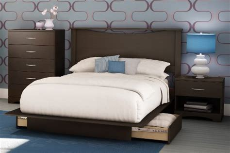 shore bedroom collection south shore bedroom set step one collection chocolate 4 home garden products tools