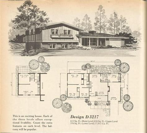 tri level house plans 1970s 1000 ideas about split level house plans on pinterest