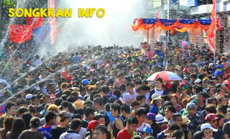 new year festival bangkok 2016 songkran info 2016 events dates locations island