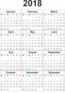 South Korea Kalender 2018 2018 Printable Calendar Year Free Loving Printable