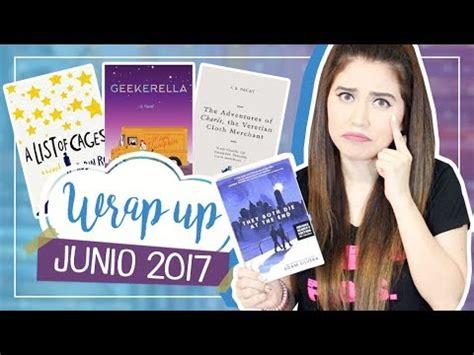 libro geekerella wrap up junio 2017 libros del mes la voz del verso