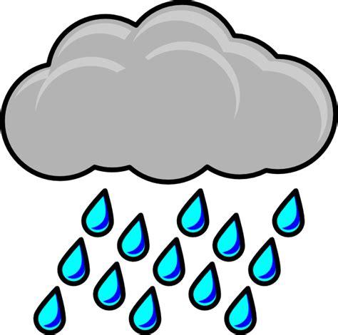 clipart pioggia cloud clip at clker vector clip