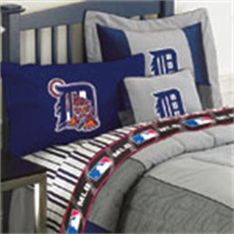 Detroit Tigers Bedroom Decor by Detroit Tigers Size Sheets Set