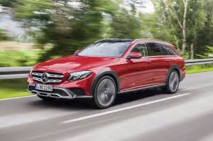 Mercedes E Class Pictures 2017 Mercedes E Class All Terrain Revealed