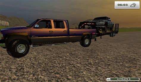 Topi Trucker I Photography U4 Ls 2012 chevrolet silverado farming simulator 2013 autos weblog