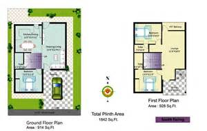 South Facing Duplex House Plans Overview Sree Vaishno Enclave Sree Vaishno Constructions At Kompally Hyderabad