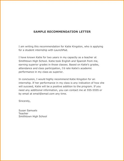 art teacher recommendation letter examples recentresumes com