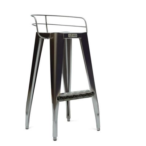 Tabouret Inox by Tabouret De Bar Et Repose Pied Inox Chaise Design