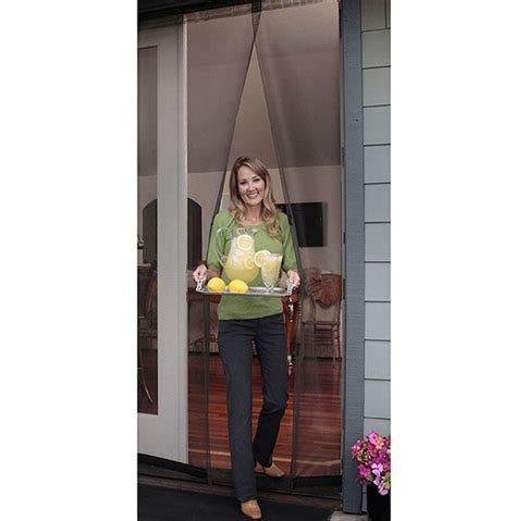 patio door magnetic screen 25 best ideas about magnetic screen door on