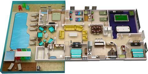 Floor Planner 3d 3d floor plan serendipity at indian creek