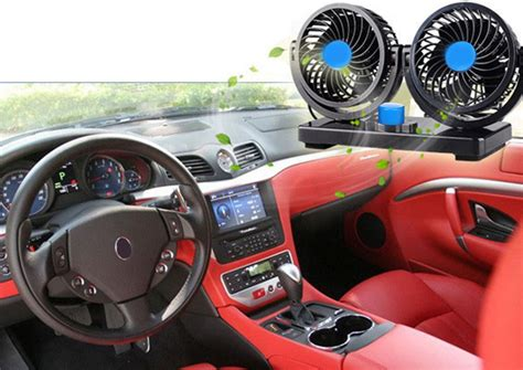 Kipas Fan Mobil kipas untuk mobil 360 derajat segarkan segala arah