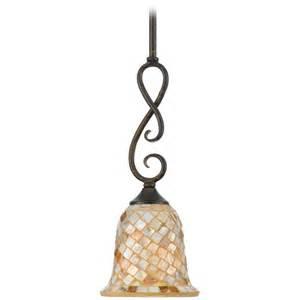 pendant light with mini pendant light with multi color glass my1506ml