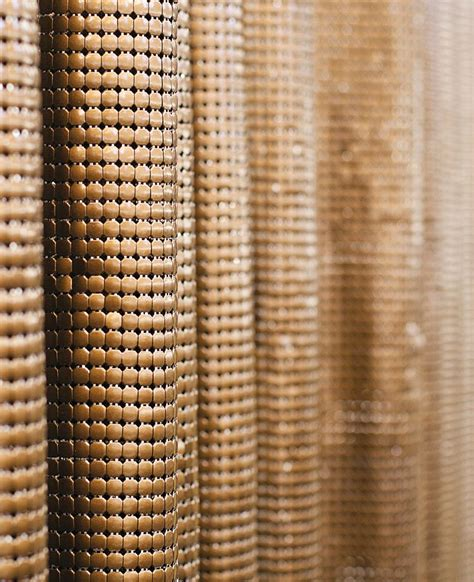 chain mesh curtains 1000 ideas about metal mesh on pinterest metal mesh