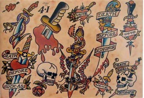 old school english tattoo designs tattoos old school tattoos styles designs photos