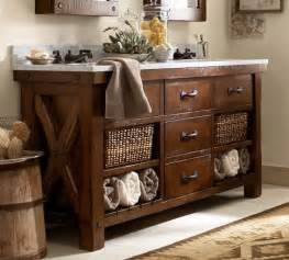 Pottery Barn Bathroom Furniture Pottery Barn Bathroom Vanities Creative Home Designer