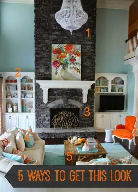5 ways to get this look fireplace family room infarrantly creative