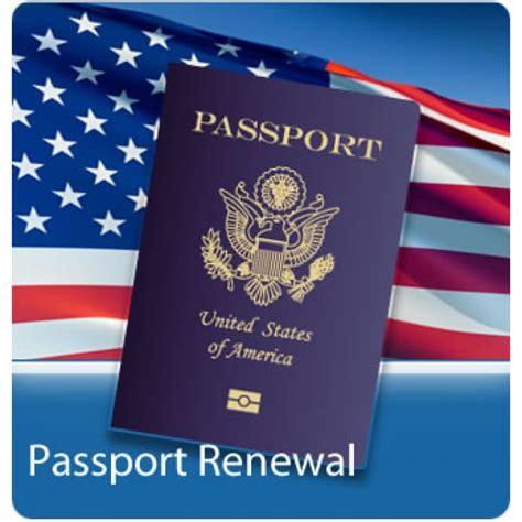 how to renew passport in passport renewal