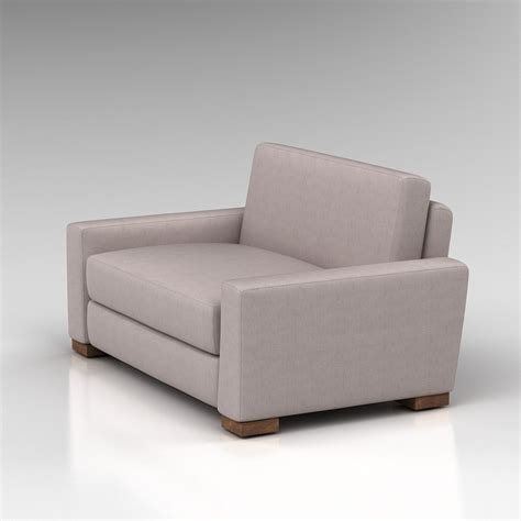 maxwell sofa reviews 3d restoration hardware maxwell armchair high quality 3d