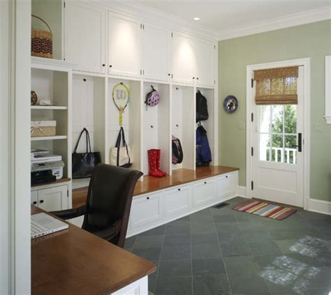 Mudrooms For Spring
