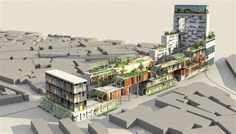 urban design housing architecture and urban design designing a community housing area http qiao liu com