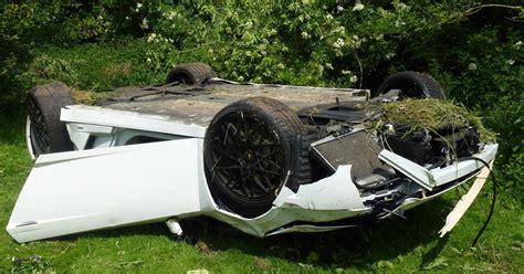 Lamborghini Death by Lamborghini Death Father Of Four Dies In Crash At