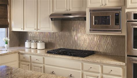 Kitchens With Stainless Steel Backsplash by Glass Diamond Backsplash Aspentile Com