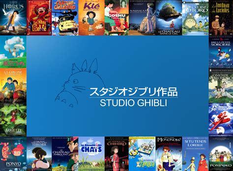 Film D Animation Ghibli | blog archives les primaires du lyc 233 e xavier