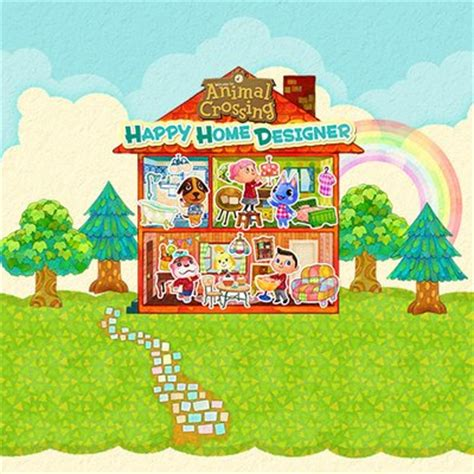 animal crossing home design games animal crossing happy home designer release date play