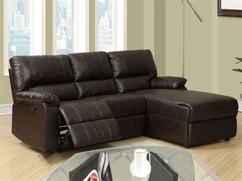 Small Reclining Sofas Loveseats by Sectional Sofa Design Reclining Sectional Sofas For Small