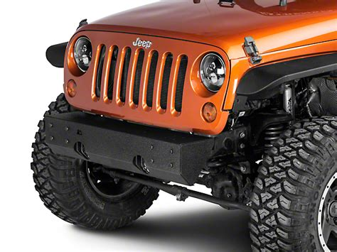 rugged ridge xhd front bumper rugged ridge wrangler modular front bumper 11540 09 07 17 wrangler jk free shipping