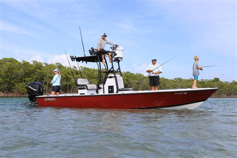 sportsman boats reviews boat review dorado 25 florida sportsman