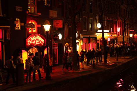 Where Is The Light District by Light District Free Stock Photo Domain Pictures