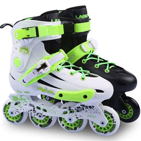 shoe roller skates for labeda v5 inline skate shoes roller skate slalom