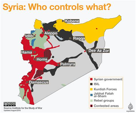 map iran syria syrian rebels deny losing ground in aleppo syria news