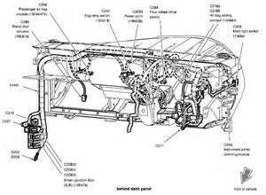 2005 ford ranger xlt a faulty obd connector diagnostic fuse box