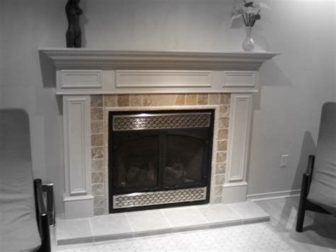 How To Build An Electric Fireplace Mantel by How To Build A Fireplace Mantel Wonderful Woodworking