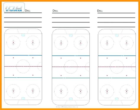 practice plan template great blank hockey practice plan template pictures rink